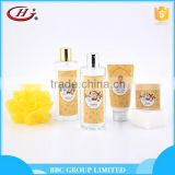 BBC Christmas Gift Sets Suit 006 Unique design mild anti itching kids bath set body wash and shampoo natural