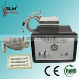 New 2 in 1 portable diamond aqua-dermabrasion crystal microdermabrasion device for scars and blackhead removal