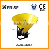 Tractor Mounted 3 point fertilizer spreader for farming