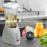 Jialian JL-B210P Factory Strong Body 2 in 1 Electric Juice Blender with 3 Speeds Push Button Stainless Steel blade                                                                         Quality Choice                                                     M