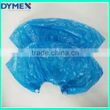 China Manufacturer Disposable PE Plastic Shoe Cover, Disposal Shoe Cover, Waterproof Shoe Cover
