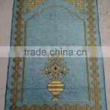 Beautiful flower shaped rug XN-031