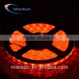 Promotional non-waterproof enthusiastic red smd 3528 adhesive led tape light for commerical
