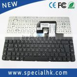 High quality SP layout laptop keyboard for HP Pavilion DV6-3000, DV6-3100, DV6-3102, DV6-3120