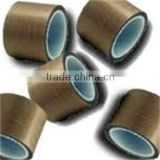 Factory supply free sample Teflon coated fiberglass tapes