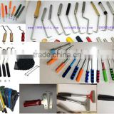 professional rebar tie tool wire twister with rubble handle or wooden handle factory selling HS code 82055900
