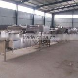strawberry processing line/hot sale strawberry washing machine