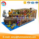 Best sale soft used commercial adult size playground
