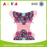 Alva Free Shipping Best Pocket Cloth Diaper Baby Cloth Nappies                                                                         Quality Choice