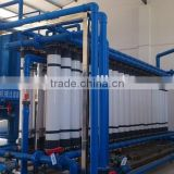 Good quality river water spring water Jiangmen Angel bottle water 8000~ 10000LPH RO water treatment plant