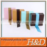 rectangle folding paper box made in China