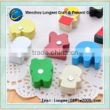 mini animals plastic fridge magnet/home decoration fridge magnet/fridge magnet for nursery school