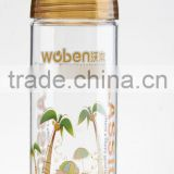 Water Bottles Drinkware Type and PC Plastic Type blank sports bottles
