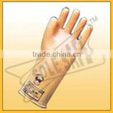 ELECTRICAL RUBBER HAND GLOVES / RUBBER COATED GLOVES