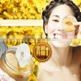 60pcs Popular New arrival Product Non-toxic 24k Gold Collagen Crystal Lint Free Under Eye Gel Patch Pad Eye Mask manufacturer