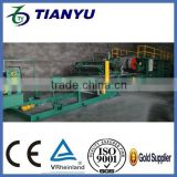 2015 High efficiency EPS PU sandwich panel machine eps wall sandwich panel production line