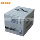 SVC-5000w CE ROHS approved 5KVA vertical style svc single phase regulator high quantity factory price