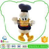 Hot Sales Exceptional Quality Custom Made Stuffed Animals Sponge Duck