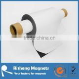 Rubber magnetic flexible iron sheet with adhesive backing