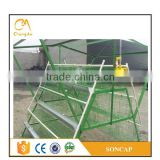 Antirust chicken egg layer cage / laying hen cages for sale / layer chicken cage for Abidjan