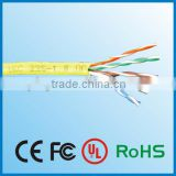 china suppliers fluke test double multi-pair 24awg network cat5e utp cable 4pr, Lancable, patchcable ,networkcable