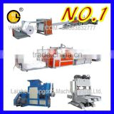 LGSJ-PS Full Automatic PS Foam Cup Production Line/food lunch box machine/foaming machine