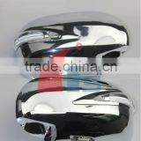 HIACE 200 LED door side mirror cover,electroplating