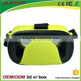 "Hmd 3d Glases Brillen Vr Box 2016 Newest VR BOX Virtual Reality VRbox 3D Glasses High Quality 3D Helmet Phone Glasses for 4.7""-6"