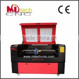 150w low cost plastic laser cutting machine / laser cutting machine service life