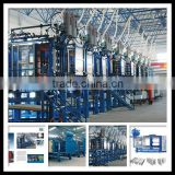 ICF plant machines,ICF block machine ;insulated foam block