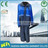Bulk wholesale cheap 100% nylon PVC waterproof rain coat ladies rainwear womens rain suit with hood