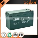 Good 12V 7ah wholesale nominal 12v battery price