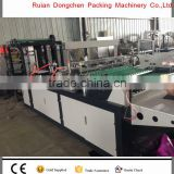 PE zipper welding bag making machine, zipper bag making machine Self Close bag making machine