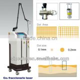 CO2 laser surgery machine Scar removal skin resurfacing medical beauty machine.electrolysis machines for sale