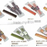 Wholesale Delicious Stick Cake Fruit Flavors Made in Japan OEM available