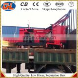 hollow core precast slab making machine|high capacity and quality concrete slab making machine