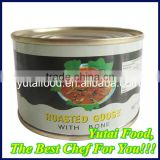 Canned Food Export Curry Goose