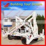 14 M CE Approved Diesel Driven Hydraulic Movable Lift Platform 0086 371 65866393