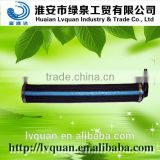 black aeration tube with blue line/pond aeration tubing blue line
