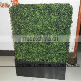 SAS016013 Plastic Cheap Artificial Boxwood Hedge