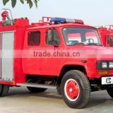 low price 4*2 point roof fire fighting truck