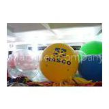 Commercial Inflatable Advertising Helium Balloons For Outdoor Advertisment / Multi Color