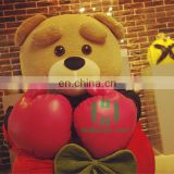 HI CE latest valentine's day gift new gift items innovative huge giant teddy bear for sale