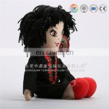 8 inch stuffed toy with BB sound plush ghost toy