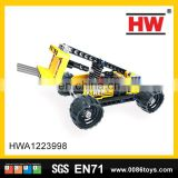 Wholesale Children's Early Education Truck Block Toy