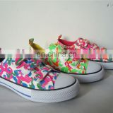 sneaker canvas shoes
