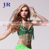 Unique design belly dance sequin beaded bra top for women YD-020#