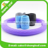 New Product Silicone Steering Wheel Covers Car Interior Accessories