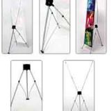 x stand,banner stands,banner stand display,x stand holesale in China,display products in China