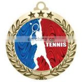 Custom metal Tennis medal